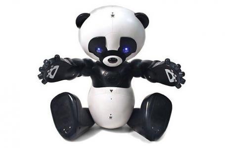 Интерактивная игрушка  Мини-робот панда Wowwee