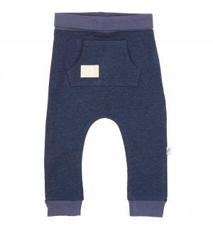 Брюки  Малыш, цвет: синий MM Dadak