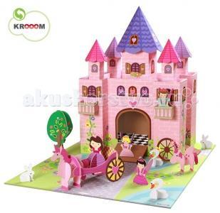 Волшебный замок принцессы Тринни Krooom