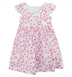 Платье , цвет: розовый Flobaby