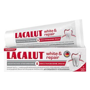 Зубная паста  White & Repair , 75 мл Lacalut