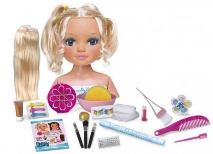 Игровой набор Нэнси блондинка Секреты красоты Famosa