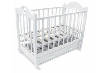 Детская кроватка  Таисия №3 поперечный маятник Ведрусс