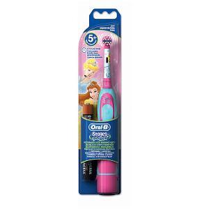 Электрическая зубная щетка  Stages Power Princess Oral-B