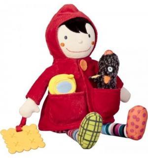 Развивающая игрушка  Одень Красную шапочку 40 см Ebulobo