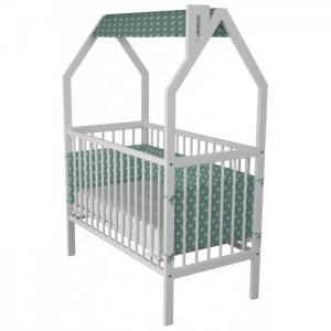 Детская кроватка  Домик Simply Гном