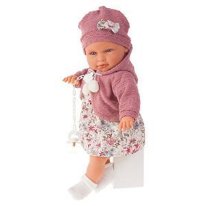Кукла Juan Antonio Munecas Элиса, 55см.. Цвет: розовый/розовый