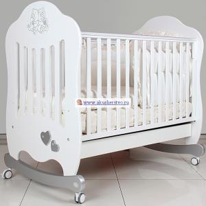 Детская кроватка  Emozione Bambolina
