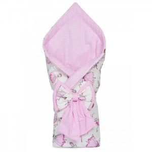 Конверт-одеяло на выписку Нелето Балерины Чудо-чадо