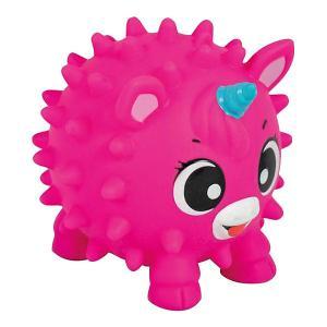 Сенсорный зверек John. Цвет: розовый