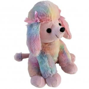 Мягкая игрушка  Пудель Радуга 20 см Fluffy Family