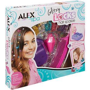 Набор волос Alex «Блестящие локоны»