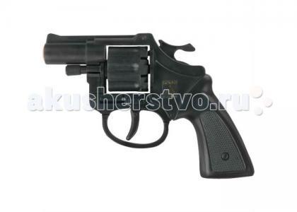 Пистолет Olly 8-зарядные Gun Agent 127mm в коробке Sohni-wicke