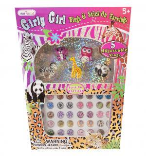 Набор для девочек  Girly girl Hot Focus