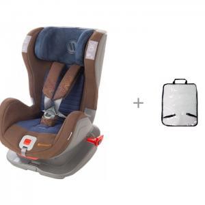 Автокресло  Glider Softy с защитной накидкой на спинку сидения автомобиля ProtectionBaby Avionaut