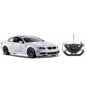 Машина на радиоуправлении  BMW M3 Sport R/C со светом 32.5 см 1 : 14 Rastar