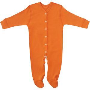 Комбинезон Norveg. Цвет: оранжевый