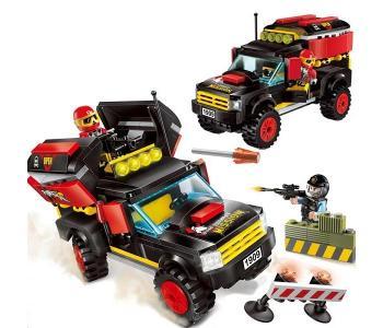 Police (240 деталей) Enlighten Brick