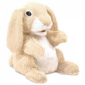 Мягкая игрушка  Кролик 3074 23 см Folkmanis