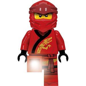 Минифигура-фонарь  Ninjago Kai LEGO. Цвет: красный