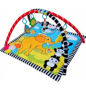 Развивающий коврик  Панда в раю La-di-da