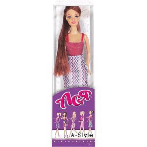 Кукла  А-стайл Ася, 28 см Toys Lab. Цвет: розовый
