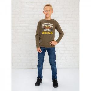 Джинсы для мальчика Милитари Luminoso