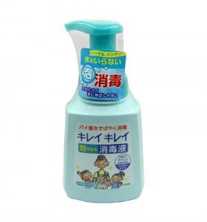 Пенка антибактериальная дезинфицирующая  Kirei Kirei, 250 мл Lion