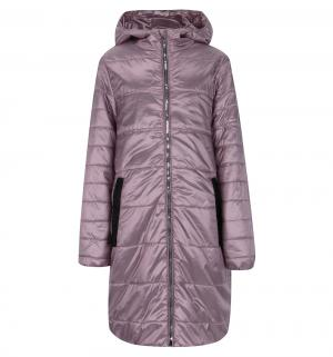 Пальто  Амалия, цвет: розовый Аврора