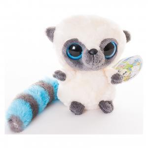 Мягкая игрушка Юху голубой, 12см, и друзья, AURORA