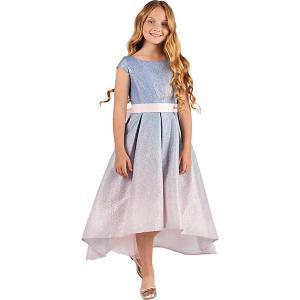 Платье нарядное Choupette. Цвет: синий