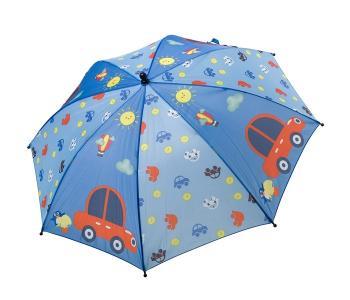Зонт  Машинки автомат 19 ВВ4439 Bondibon