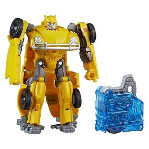 Трансформеры Transformers Заряд Энергона Бамблби машинка-жук, 15 см Hasbro