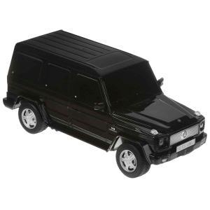 Машина на радиоуправлении  Мерседес G55, черная 19 см 1 : 24 Rastar
