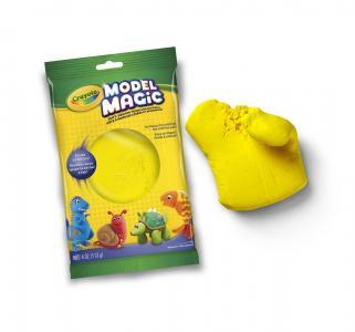 Пластилин волшебный  желтый Crayola