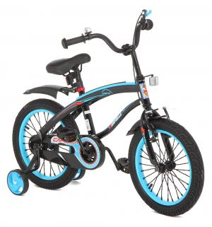 Велосипед  G16BM, цвет: синий/черный Capella