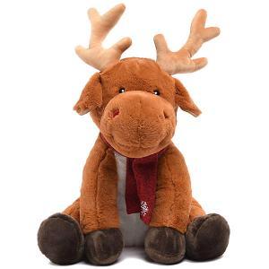 Мягкая игрушка  Олень Герберт, 45 см (бежевый) Devilon