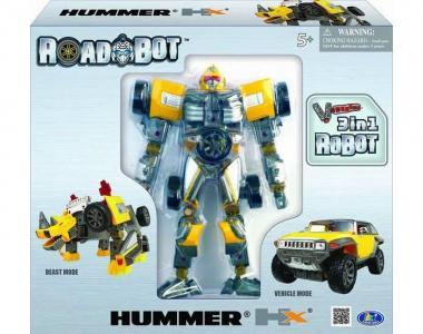 Робот-трансформер Hammer HX 1:24 Happy Well
