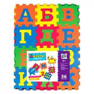 Пазлы с буквами 36 элементов 33x25 см Kribly Boo