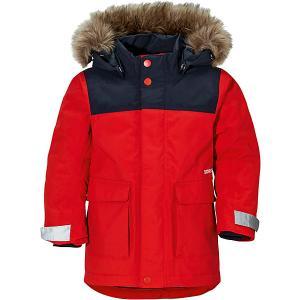 Утеплённая куртка Didriksons Kure DIDRIKSONS1913. Цвет: красный