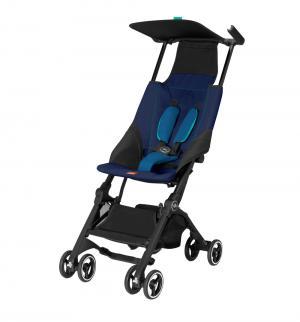 Прогулочная коляска  Pockit+, цвет: sea port blue GB