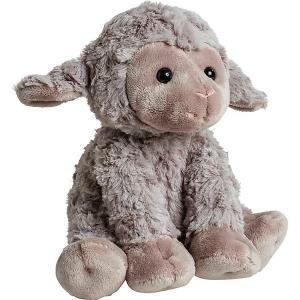 Мягкая игрушка Molli Овечка, 35 см Molly. Цвет: серый