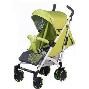 Коляска-трость  Rainbow LT, зелёная с серым Baby Hit. Цвет: grün/grau