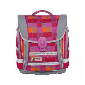 Школьный рюкзак Милашка MC Neill  ERGO Light COMPACT McNeill. Цвет: rosa/rot