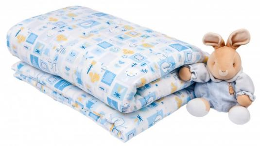 Одеяло  110х140 см + пододеяльник Daisy