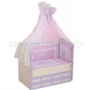 Комплект в кроватку  Императорский (7 предметов) Селена (Сдобина)