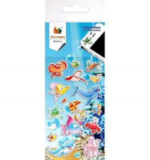 Наклейка декоративная  зефирная 4 Рыбы 2 70*160 Липляндия