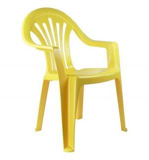 Кресло детское  2526М, цвет:желтый Альтернатива