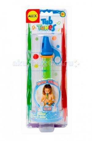 Игрушка для ванной Водяная дудочка Alex