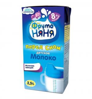 Молоко  ультрапастеризованное, 200 мл ФрутоНяня